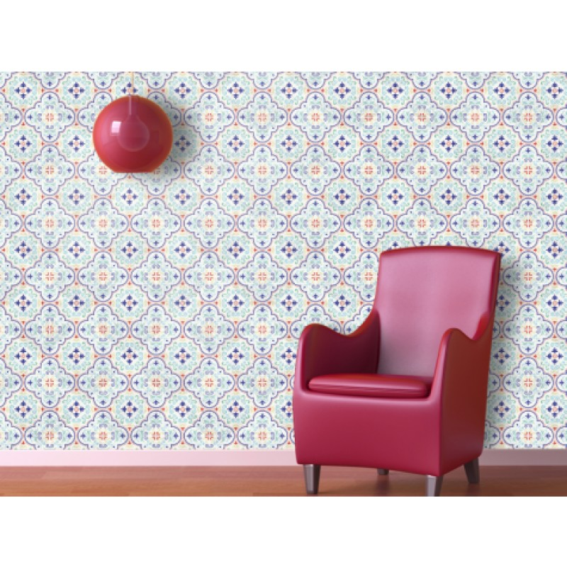 Tiles Removable Wallpaper 800x800