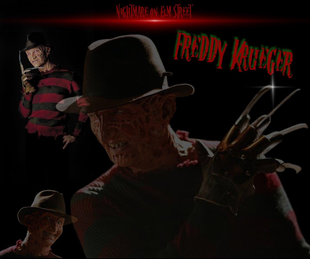Freddy Krueger wallpaper by firebirdy89 1280x1067