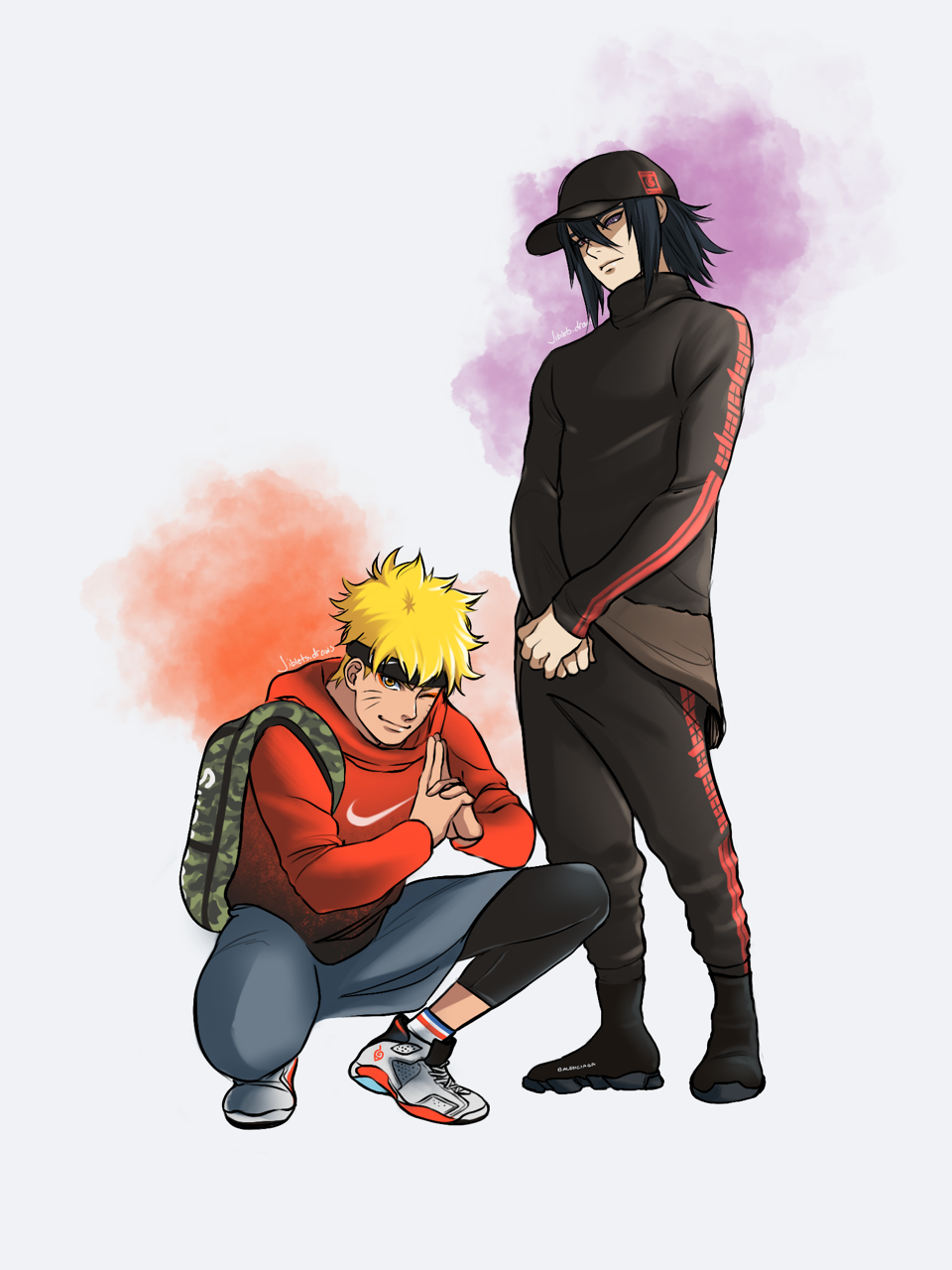 Naruto Adidas Wallpapers   Top Naruto Adidas Backgrounds 960x1280