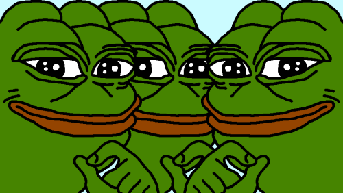 com THE VERY BEST OF PEPE THE FROG Pepe the Frog Memes sad frog 500x282