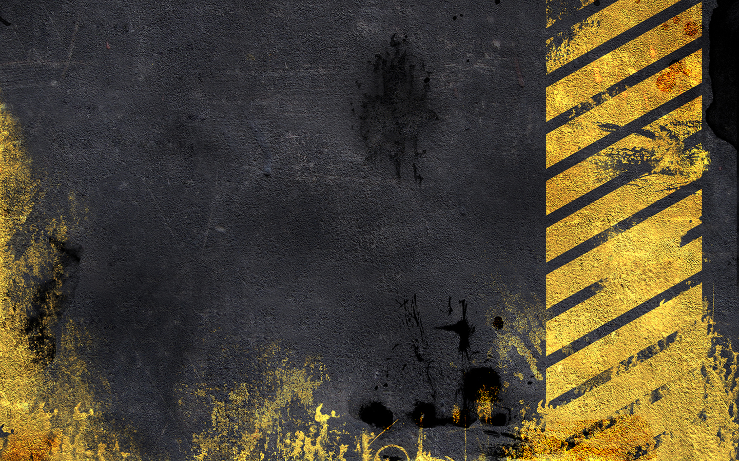 Full hd wallpapers backgrounds black grunge yellow