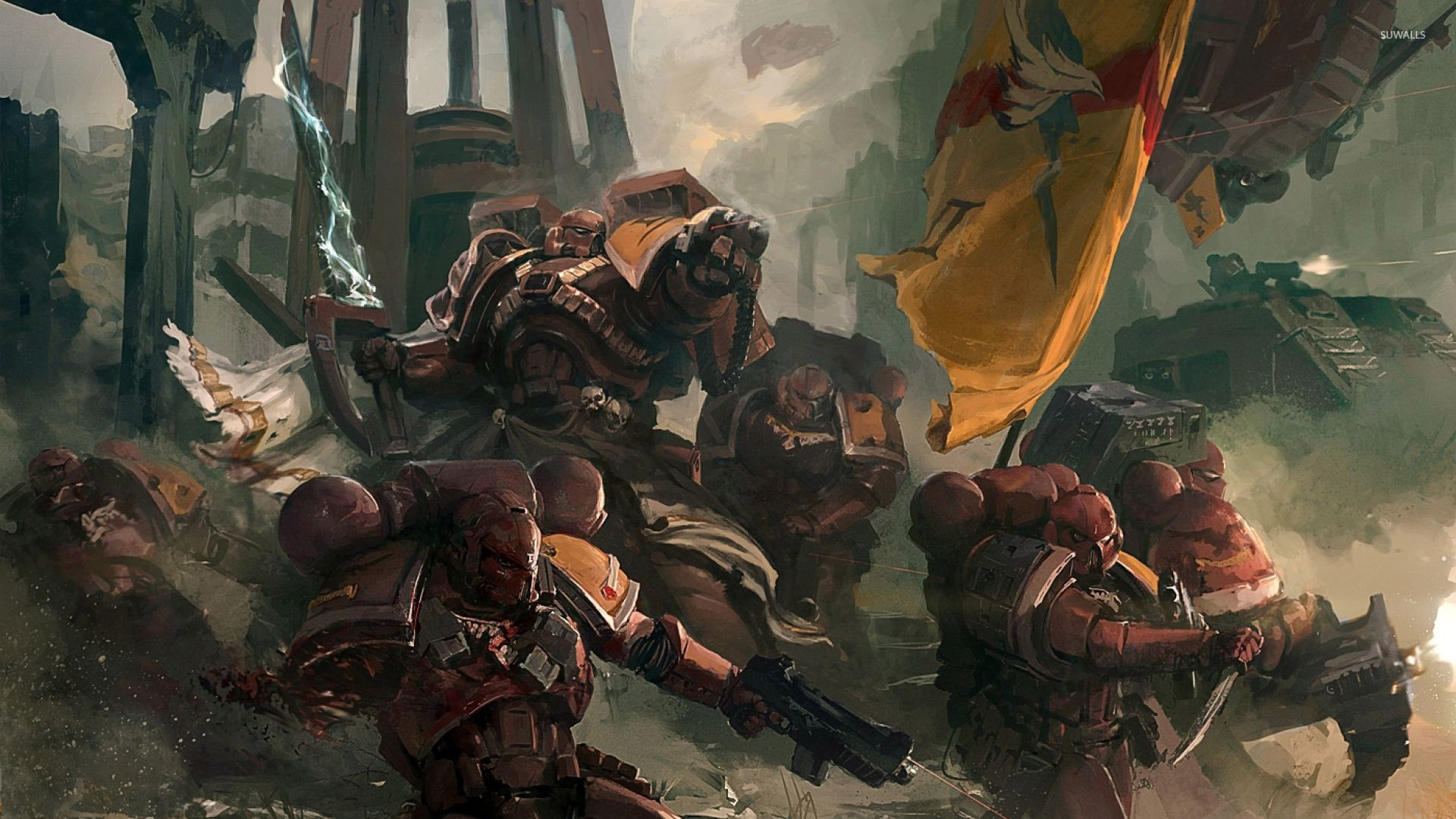 Warhammer 40000 wallpaper   Game wallpapers   30157 1920x1080
