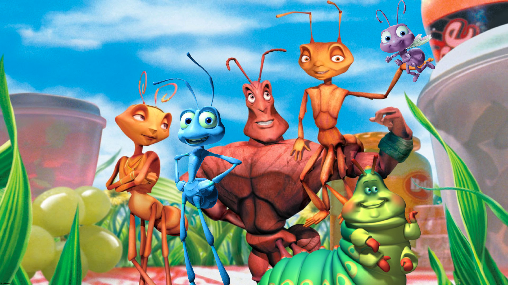 An Antz Life   disney crossover Photo 39445434 1920x1080