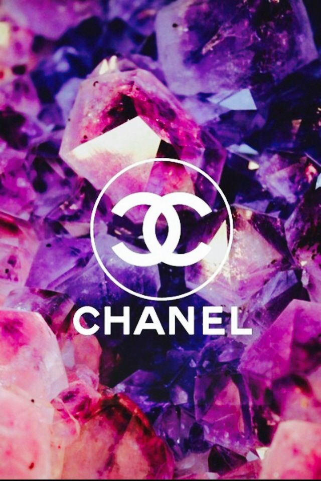 chanel wallpaper Logos Iphone Wallpapers Phones Backgrounds 640x960
