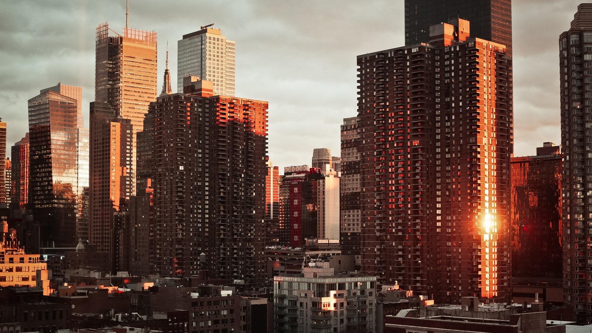 Most Beautiful City 1920x1080