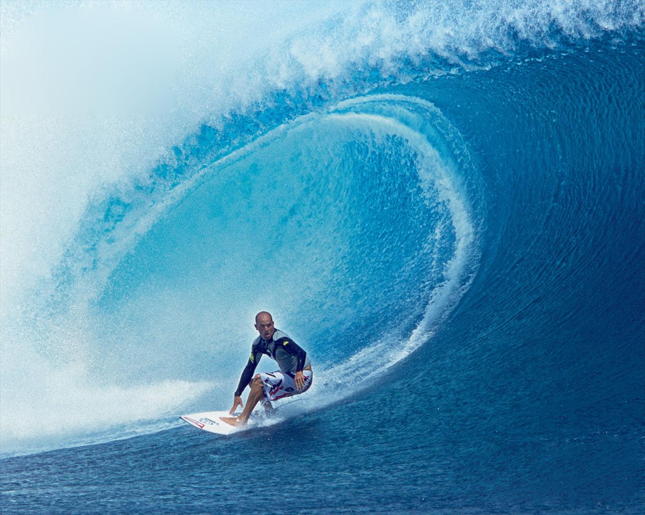 Download Barrel Surfing wallpaper surfing 1267x1013