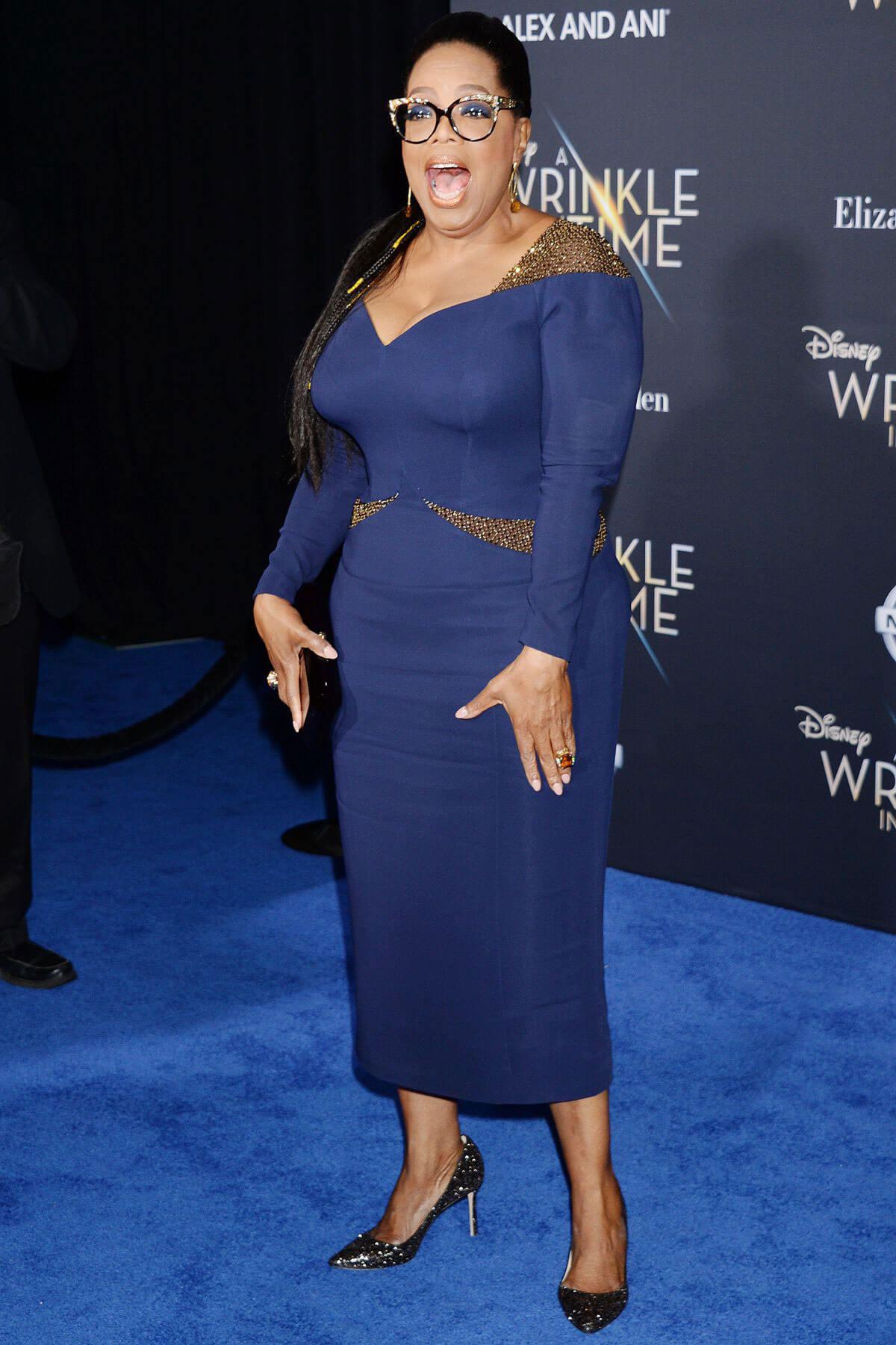 Oprah Winfrey Stills at A Wrinkle in Time Premiere in Los 1200x1801