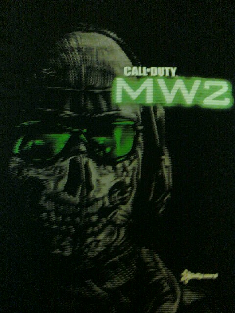 Ghost Wallpaper Mw2 Mw2 ghost shirt by