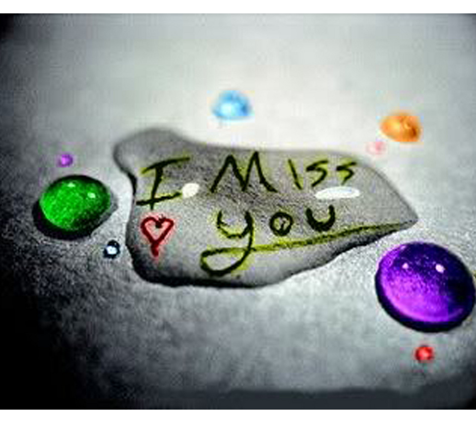 Miss You HD Wallpaper   Love Wallpapers Gallery 960x854