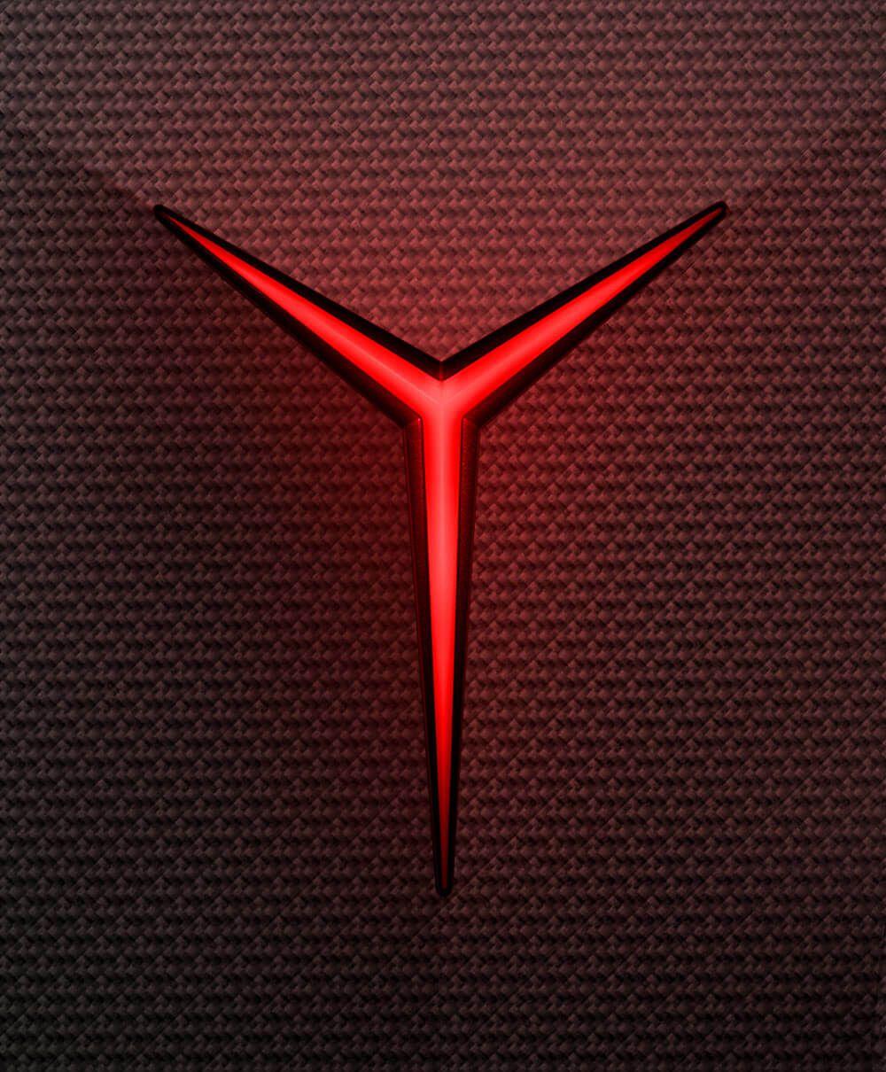 Free Download Y Series Gaming Red Wallpaper Lenovo Alternate