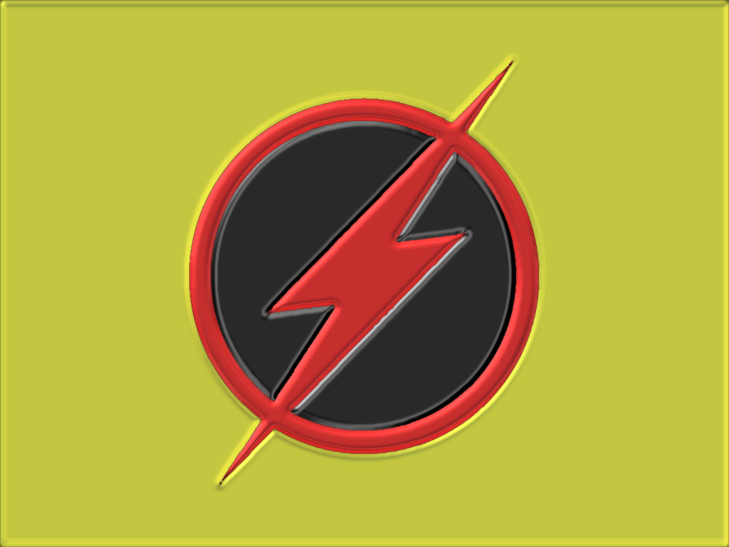 The Flash Symbol Animated reverse flash symbol 1024x768