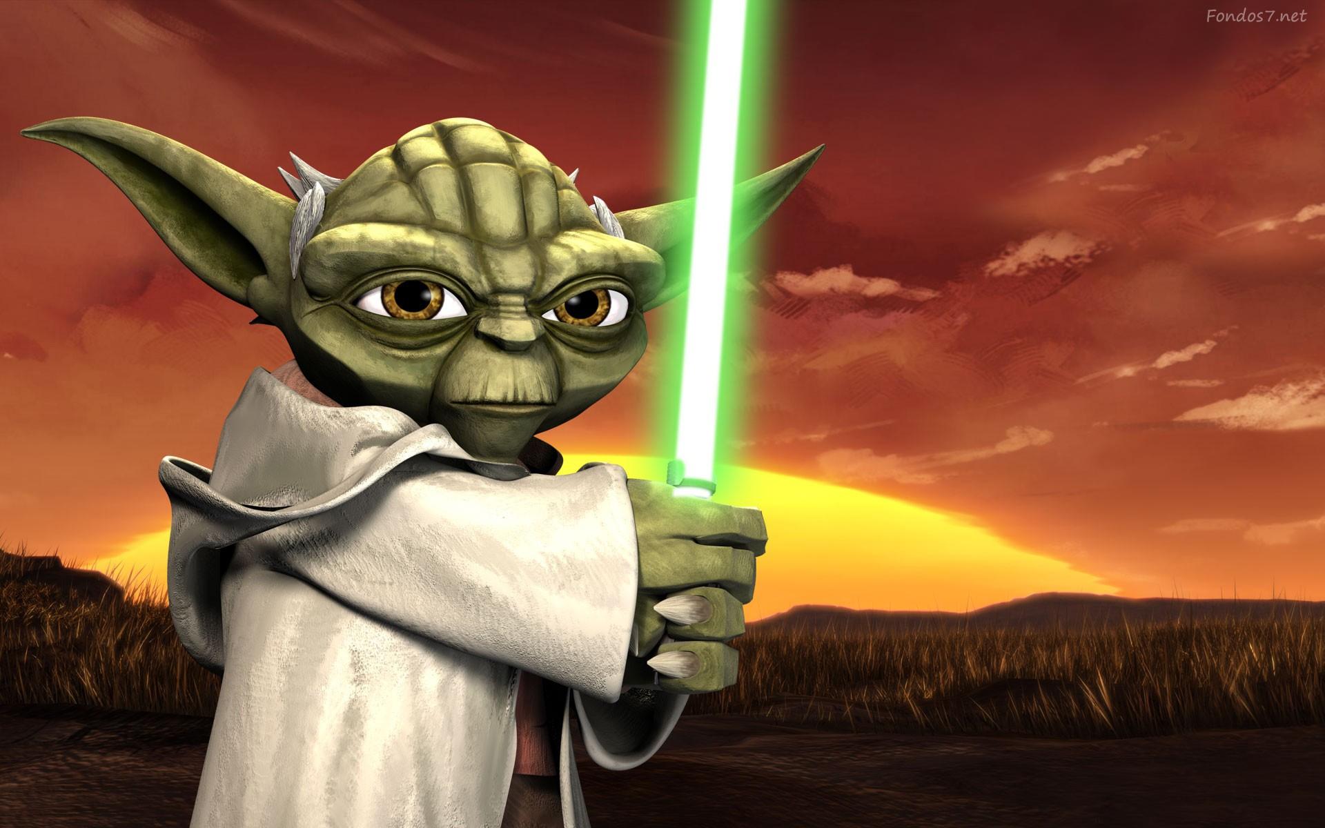 Star Wars Yoda Wallpaper Wallpapersafari