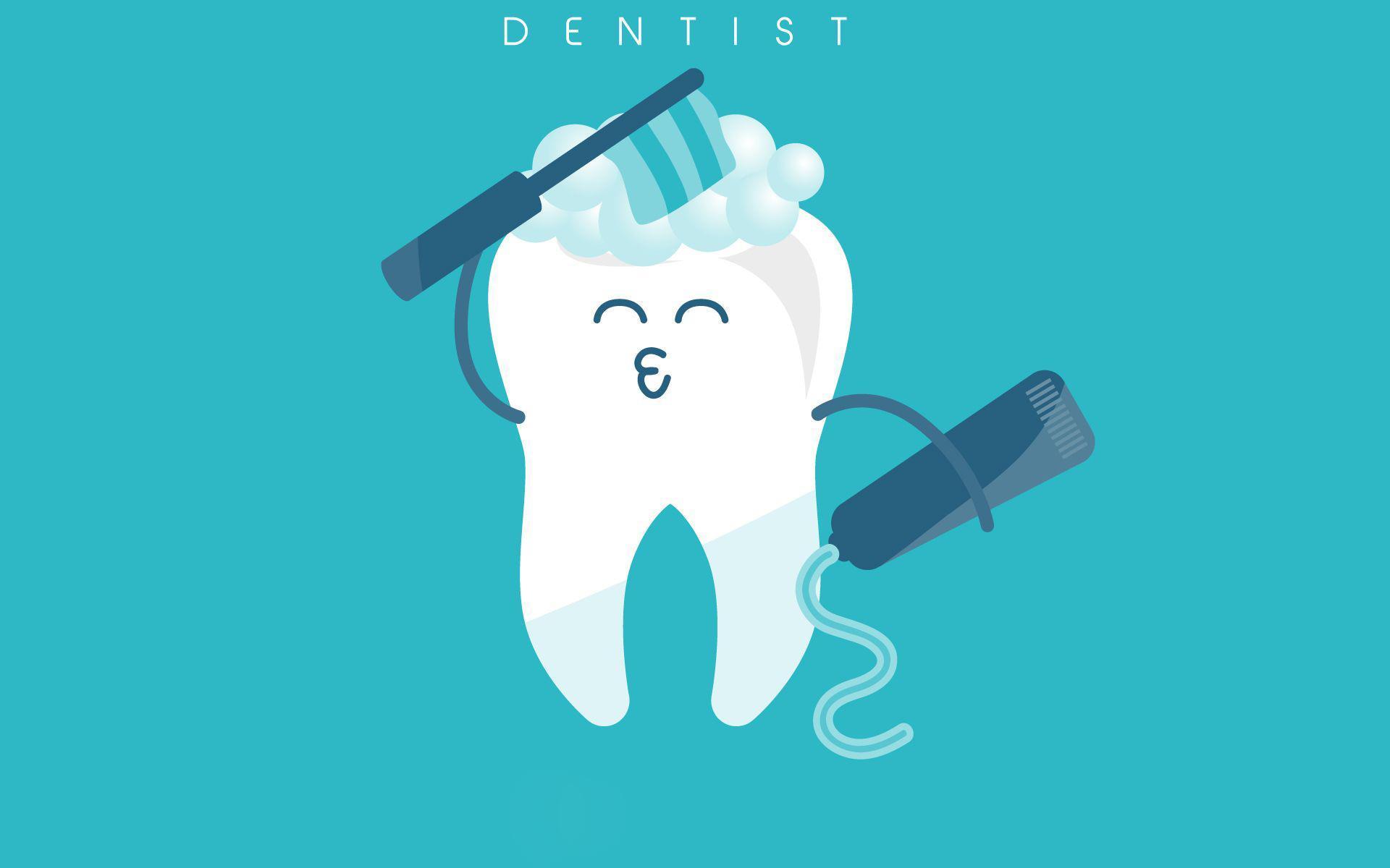 Cute Dental Wallpapers   Top Cute Dental Backgrounds 1920x1200
