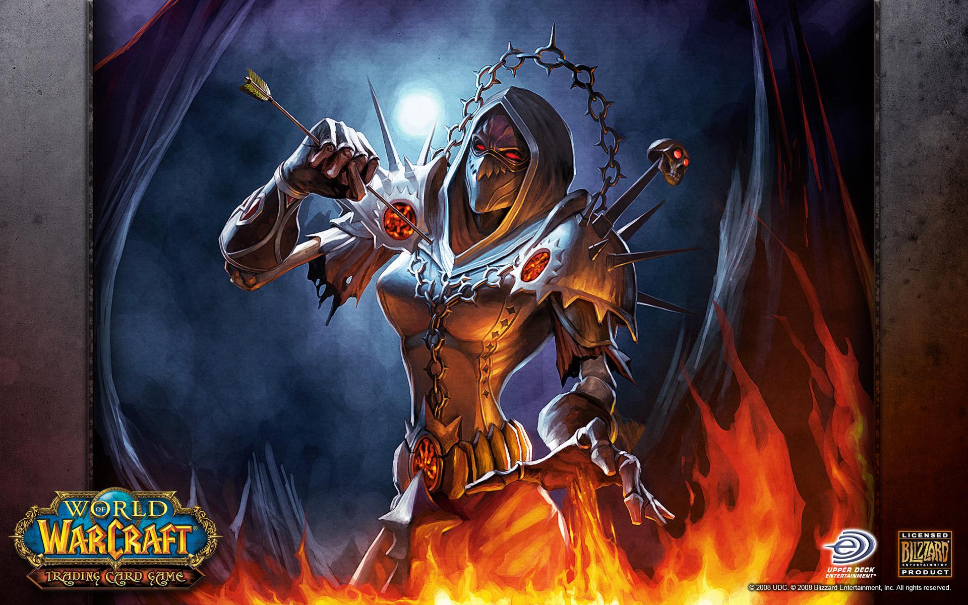 World Of Warcraft Warlock Undead 28 Vault wallpapers HD   137627 1920x1200