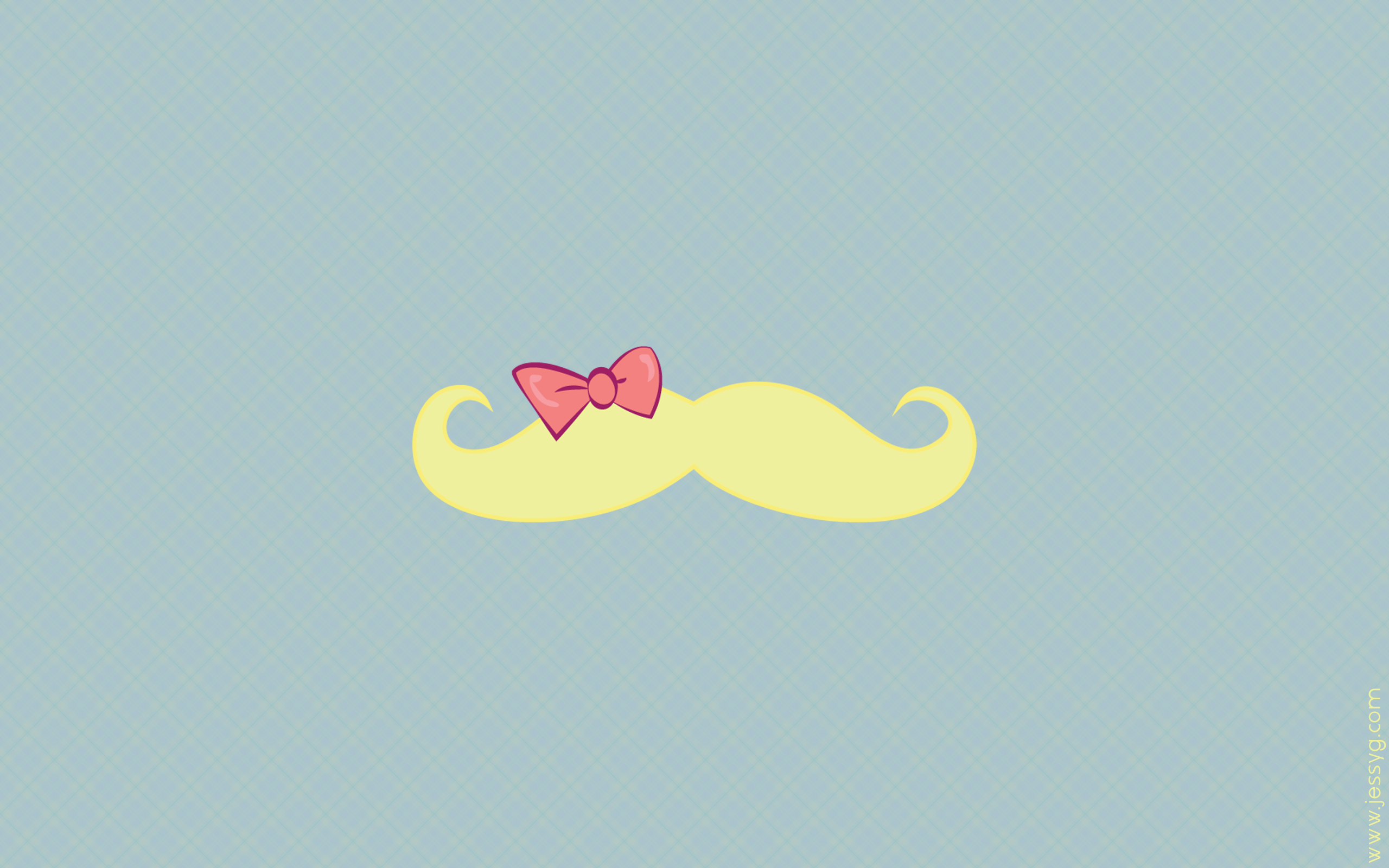 Moustache Wallpaper
