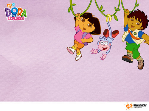 Movies TV Shows images dora the explorer HD wallpaper 500x375