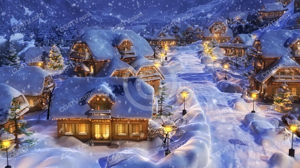 animated Christmas Xmas clipjpg 1024x576