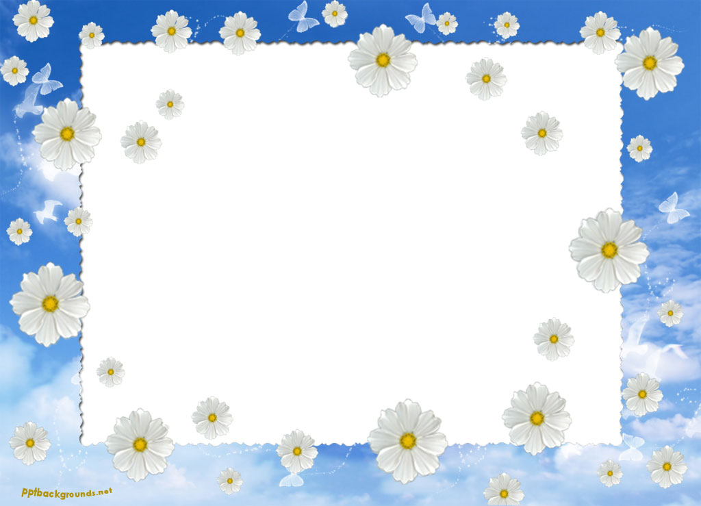 Border and Frame PowerPoint BackgroundsWallpapers Download 1024x739