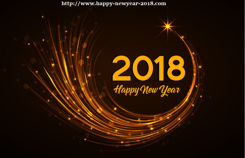 Happy New Year 2018 HD Wallpapers   Wallpapers Of Happy 1000x646