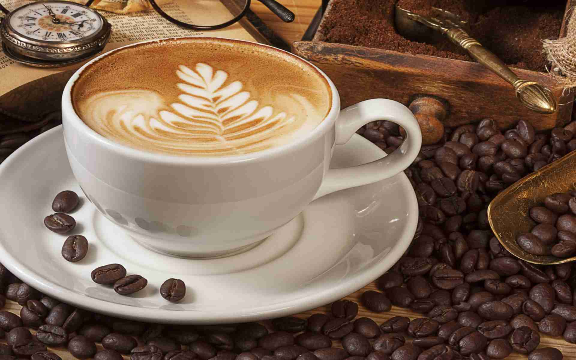 Free Coffee Wallpaper