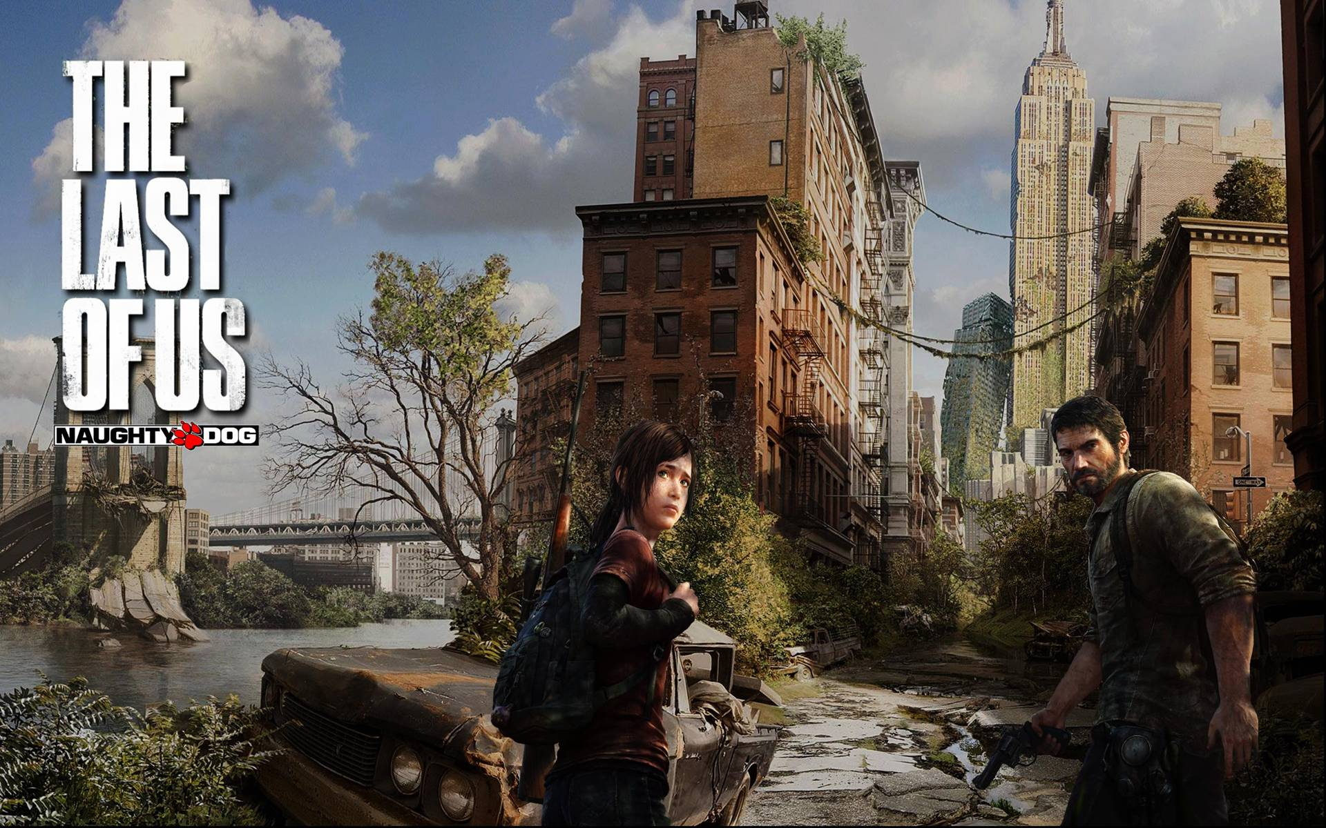 The Last of Us Wallpapers in HD GamingBoltcom Video Game News 1920x1200
