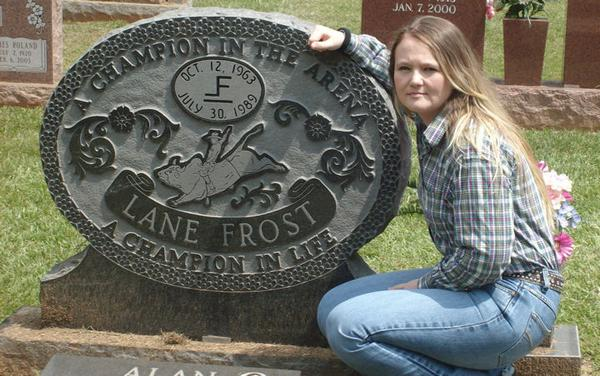 Lane Frost Grave Wallpaper Pictures 600x376