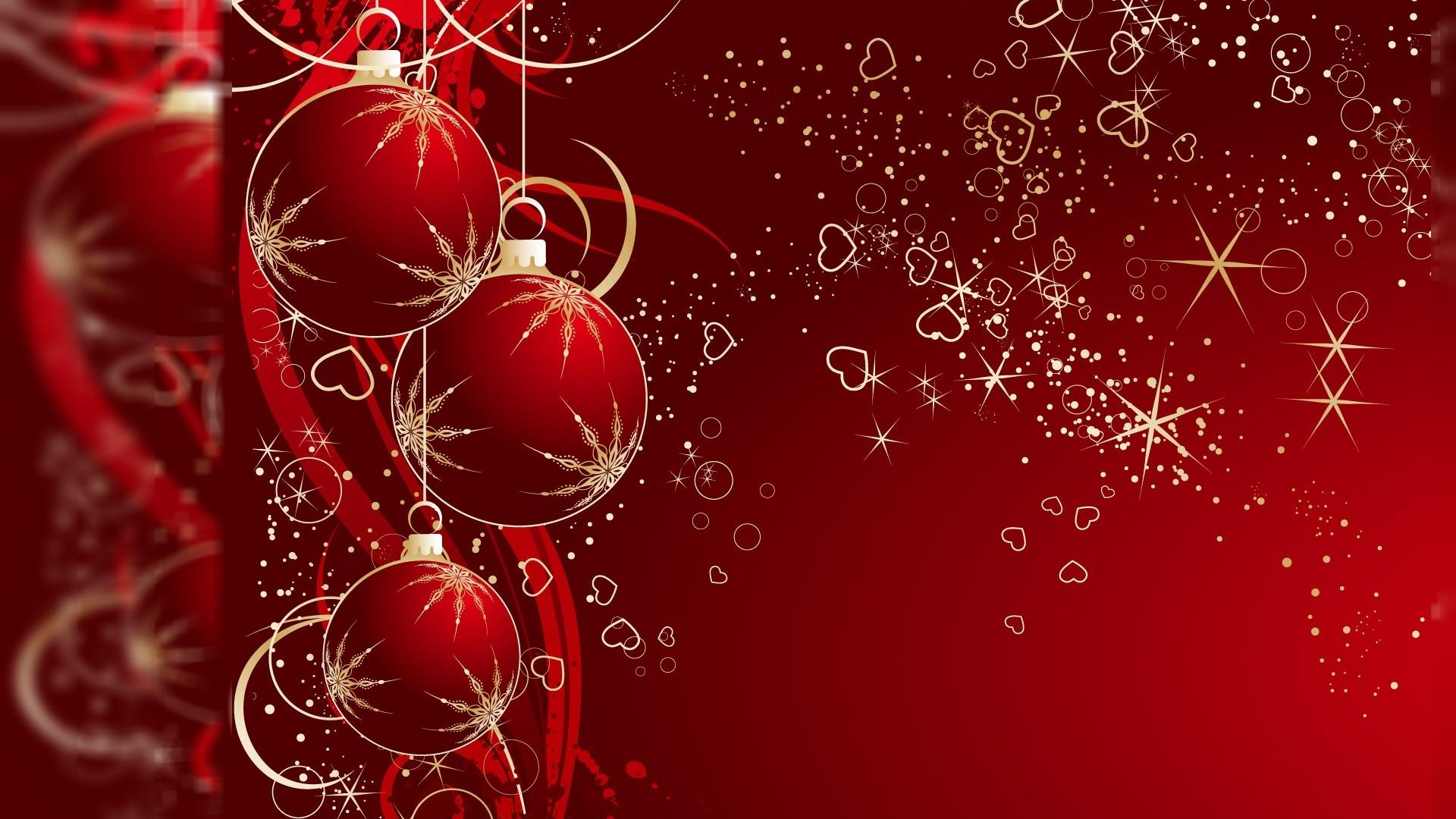 Christmas Desktop Theme Wallpaper 1920x1080