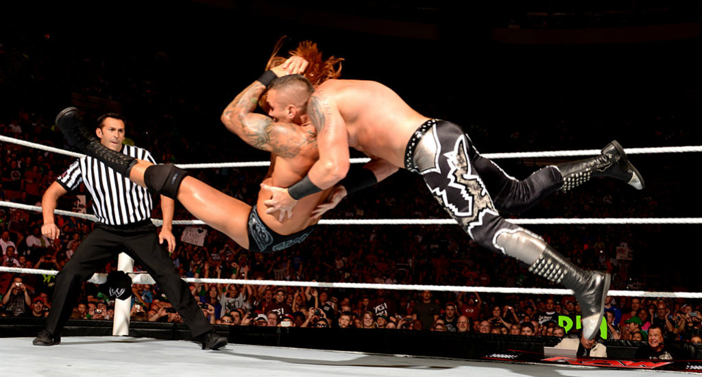 Randy Orton Rko Wallpaper Wallpapersafari