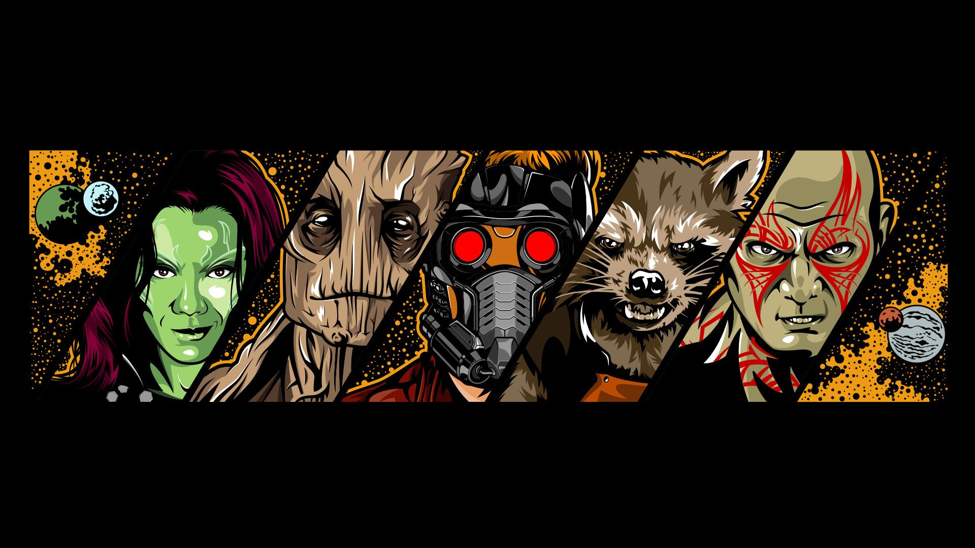 Guardians of the Galaxy [1920x1080] wallpapers oadas 1920x1080