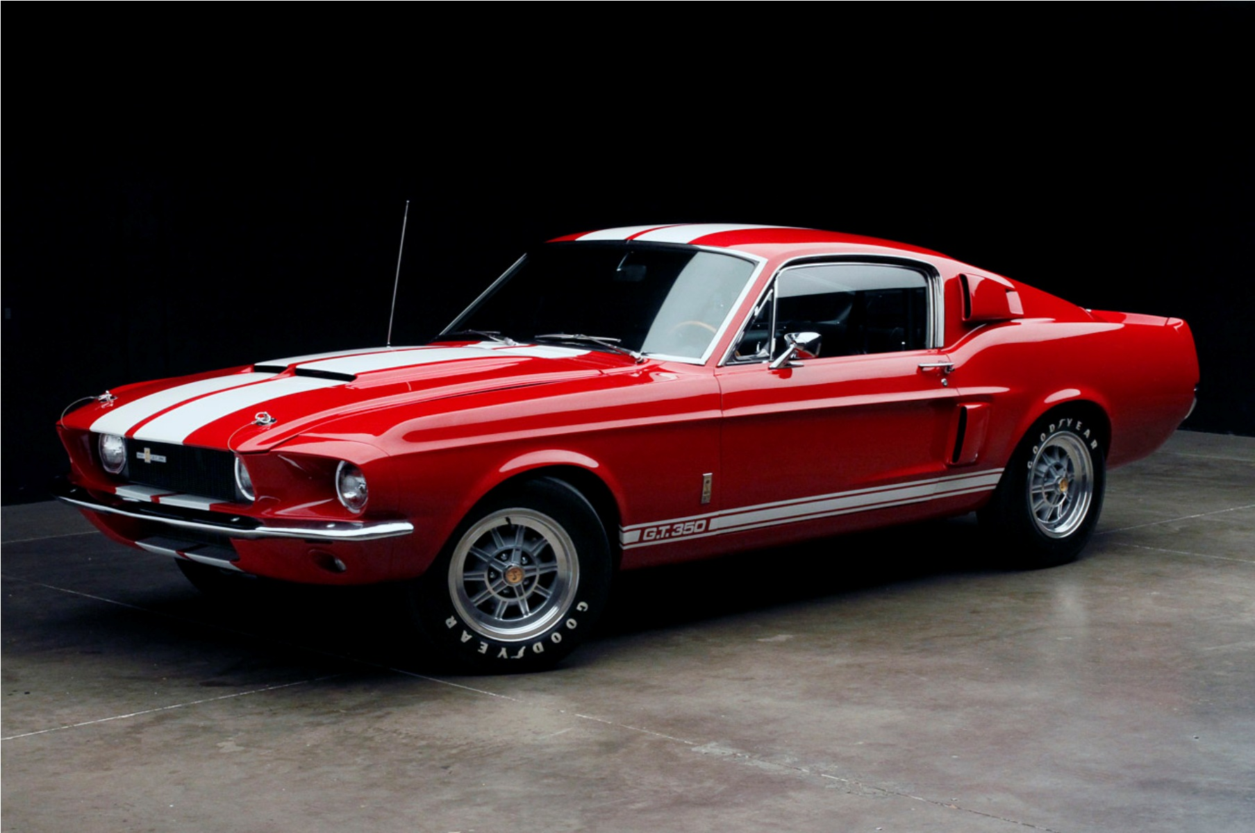 1967 Shelby Gt500 Wallpaper - WallpaperSafari