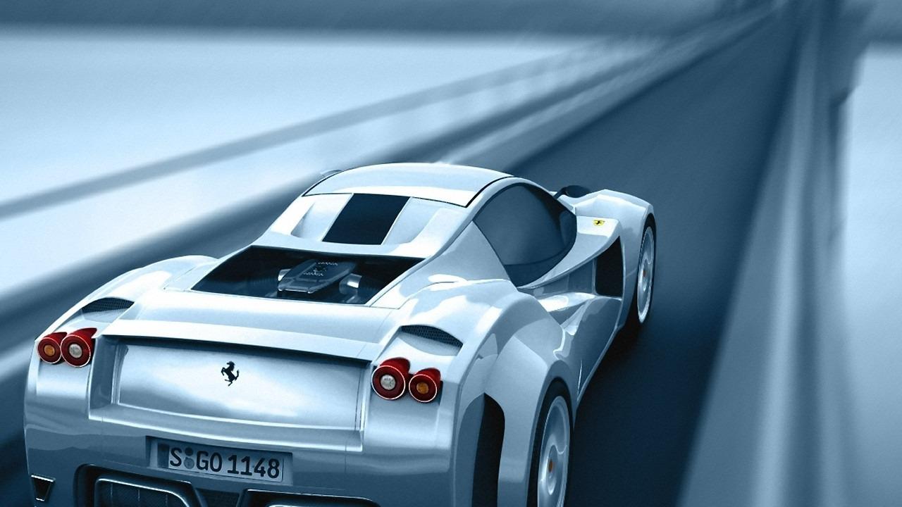 Supercar Wallpaper 1280x720