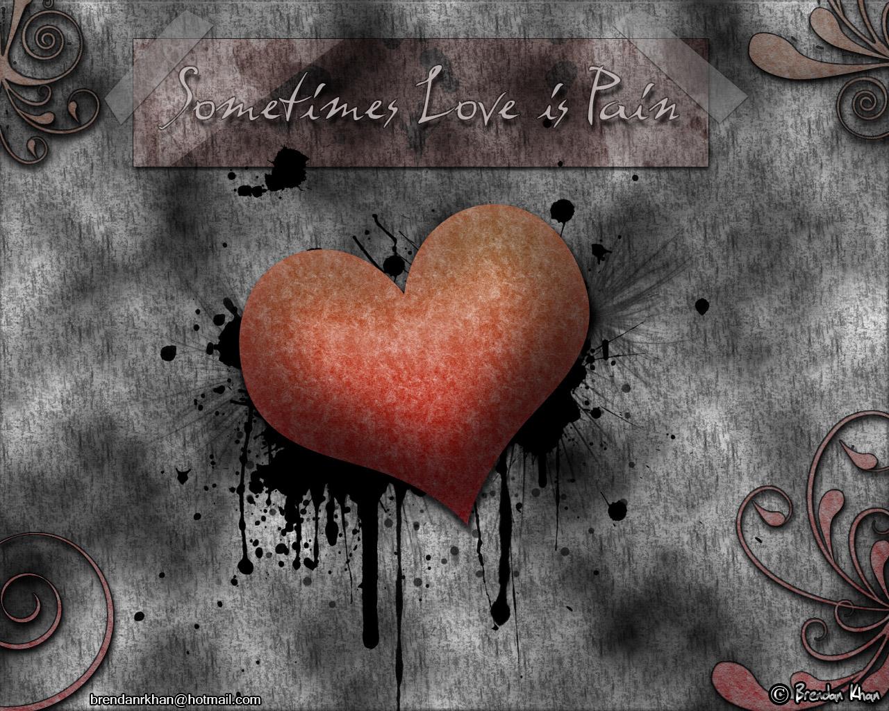 72+] Love Pain Wallpaper on WallpaperSafari