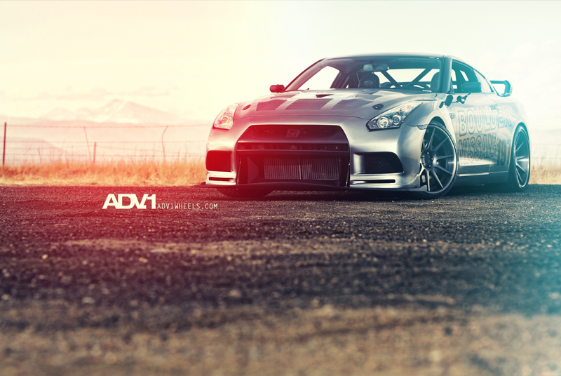 HD Car Wallpapers   Nissan GTR ADV1 and widescreen Wallpapers from the 800x536