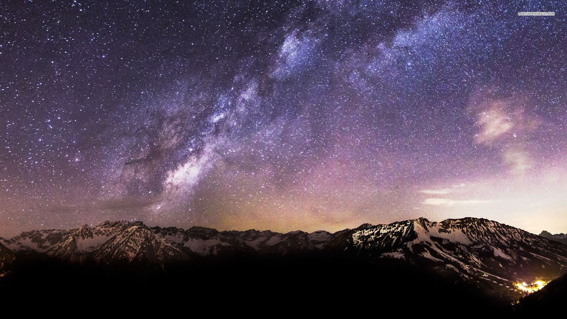 Milky Way Wallpaper 1920x1080 71 Images: 1080 P Wallpapers