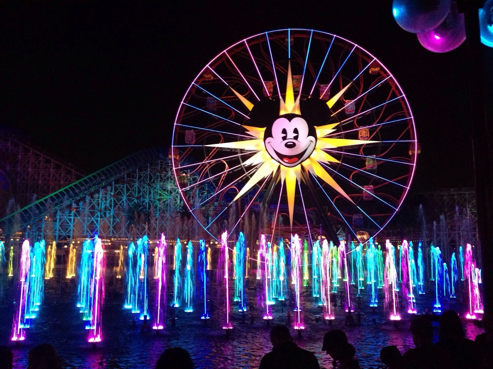 World Of Color Desktop Wallpaper DisneyExaminer