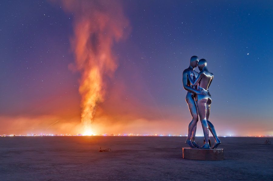 Burning Man Wallpaper 74 images in Collection Page 1 900x596