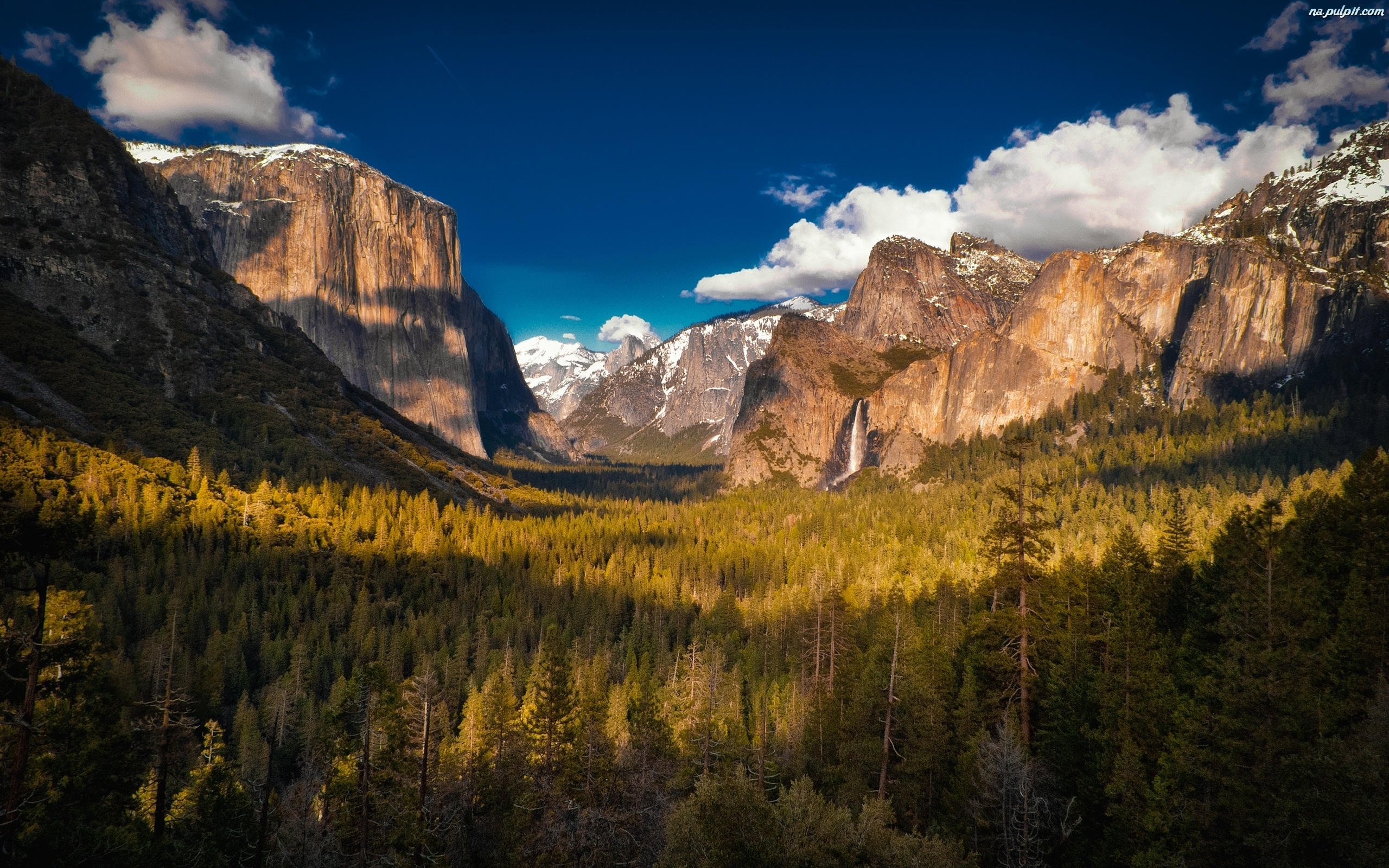 Only HD Wallpapers Yosemite National Park   Wallpaper 2560x1600