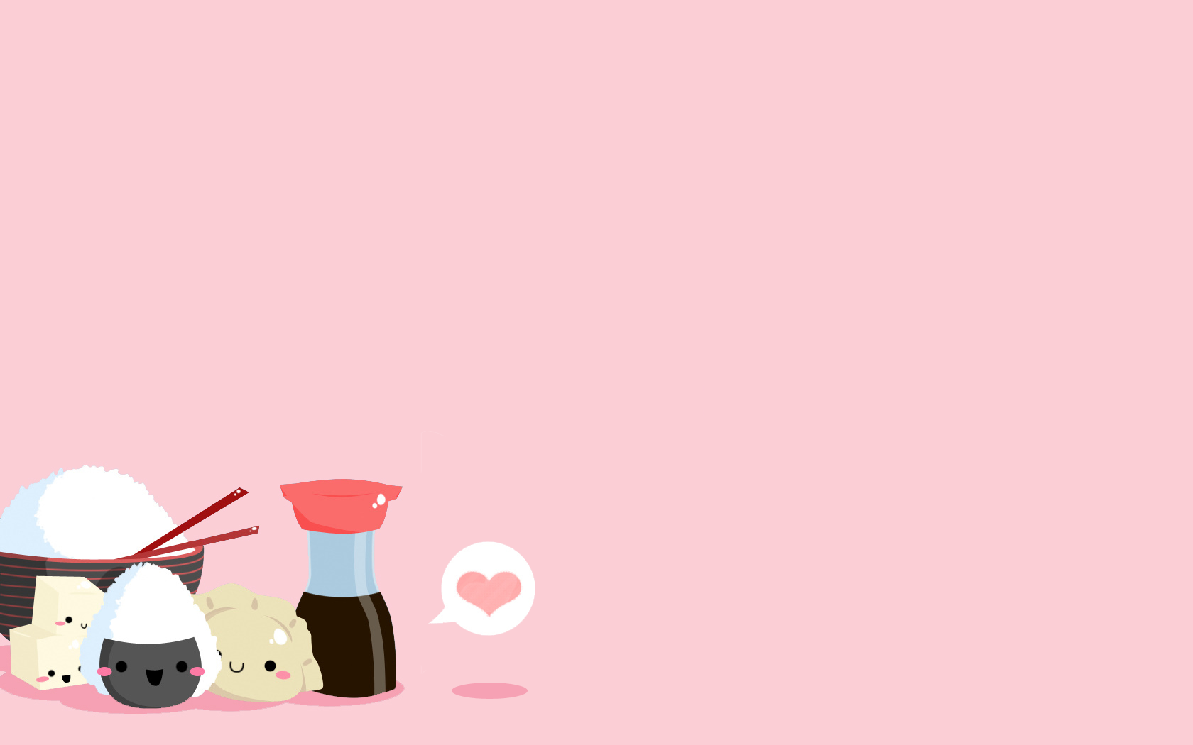 77 Kawaii Desktop Backgrounds On Wallpapersafari
