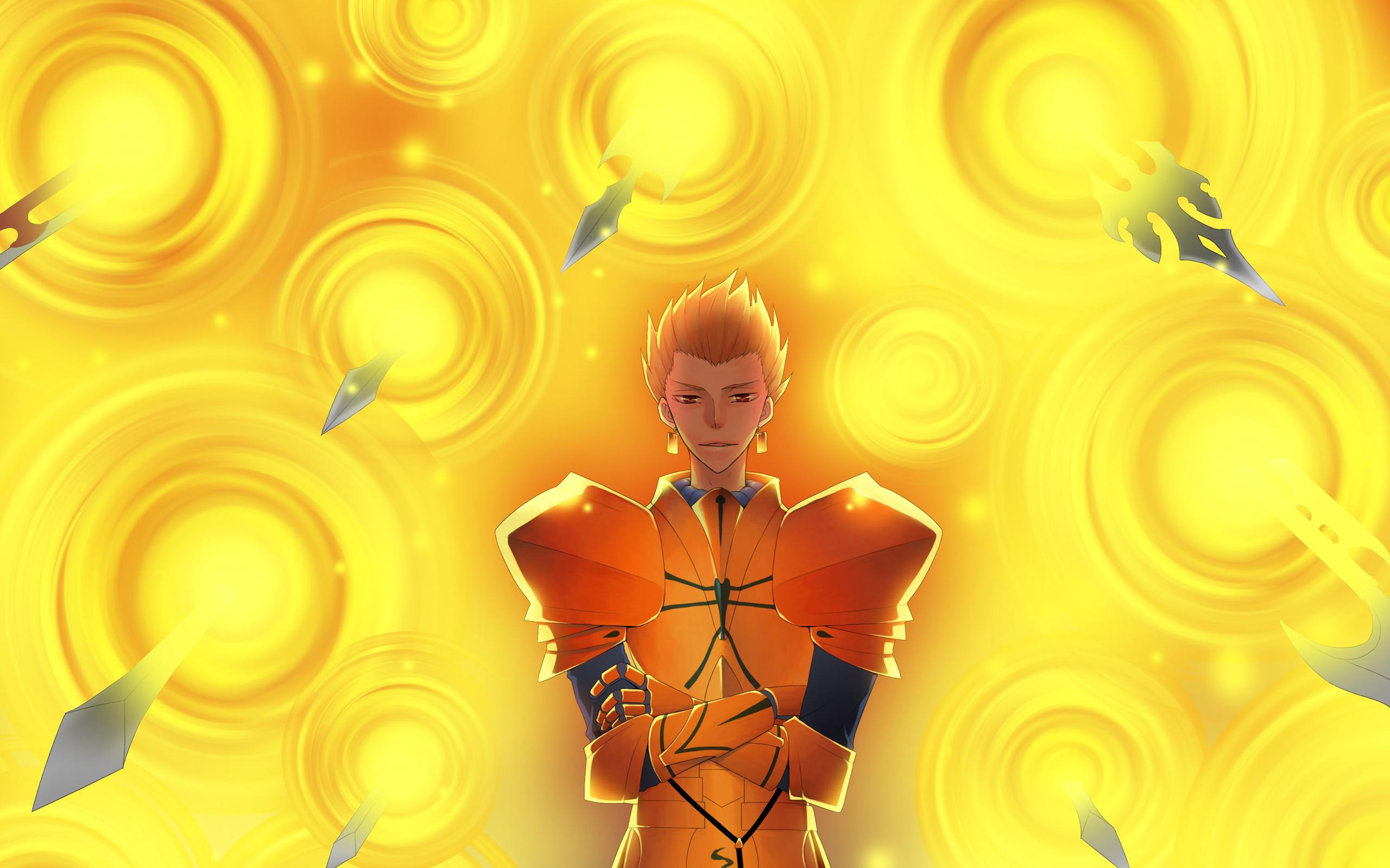 Fate   Zero Wallpaper 12435 2560x1600