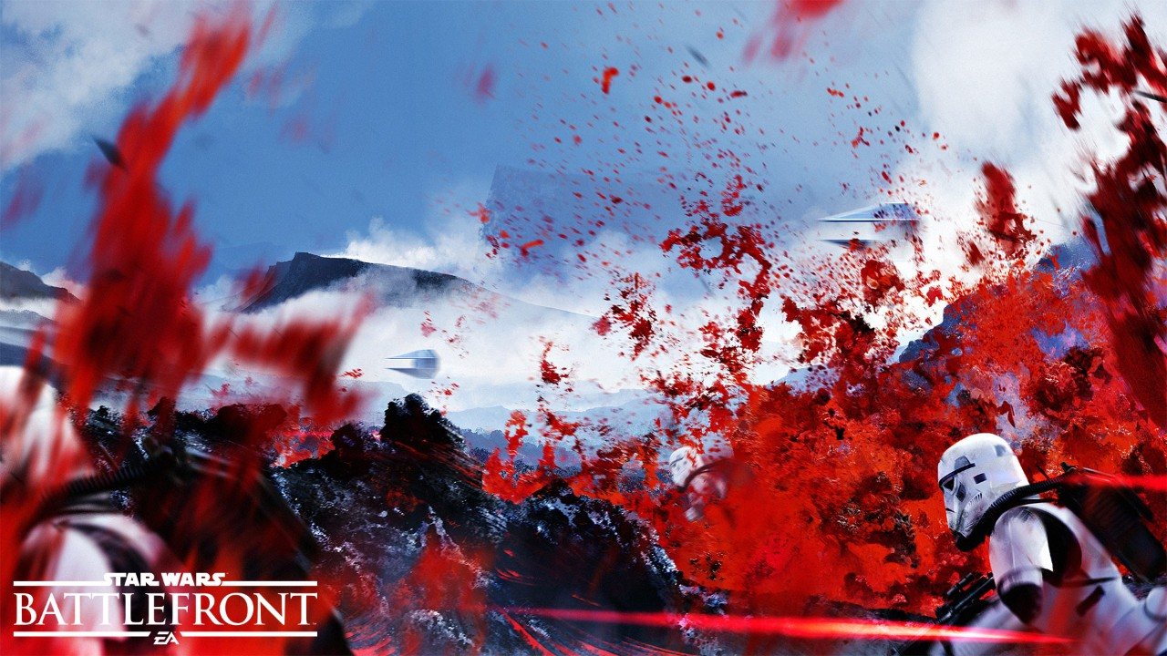 Star Wars Battlefront Has 12 Multiplayer Maps 1280x720