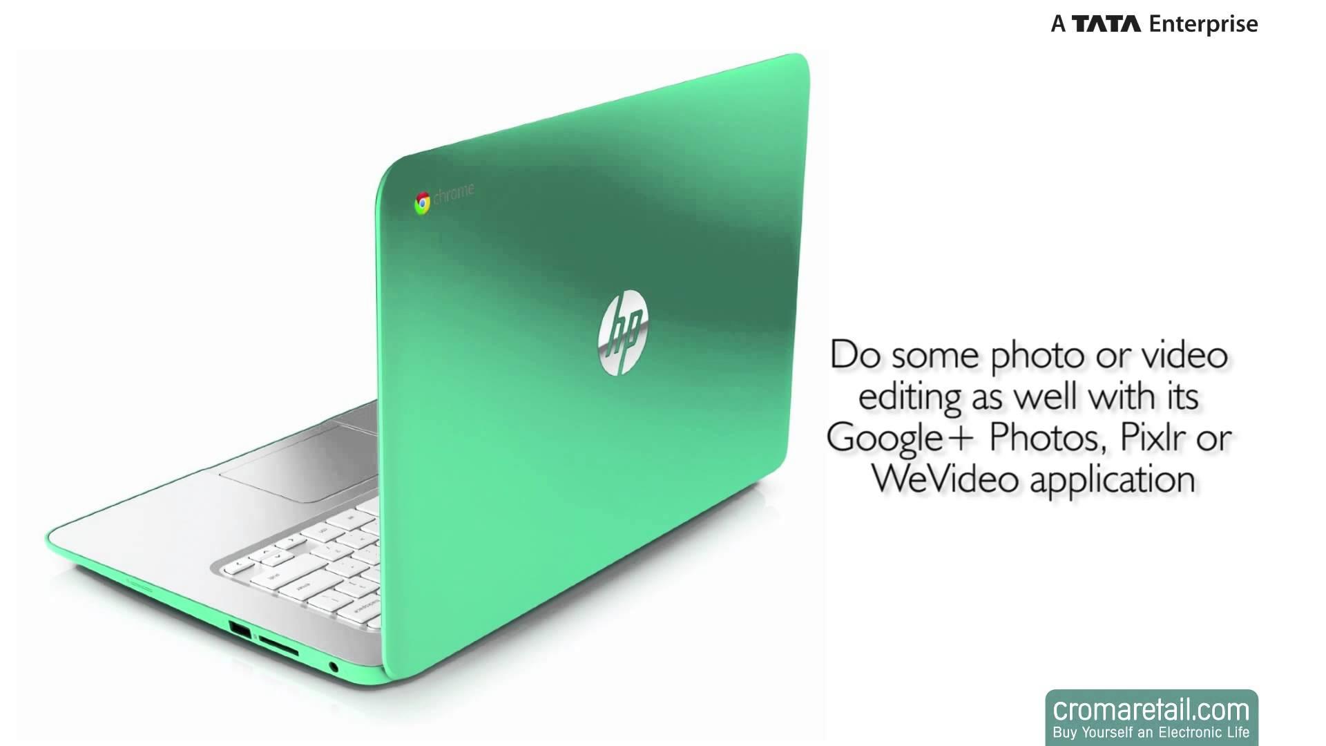 HP 14 ChromeBook 1920x1080
