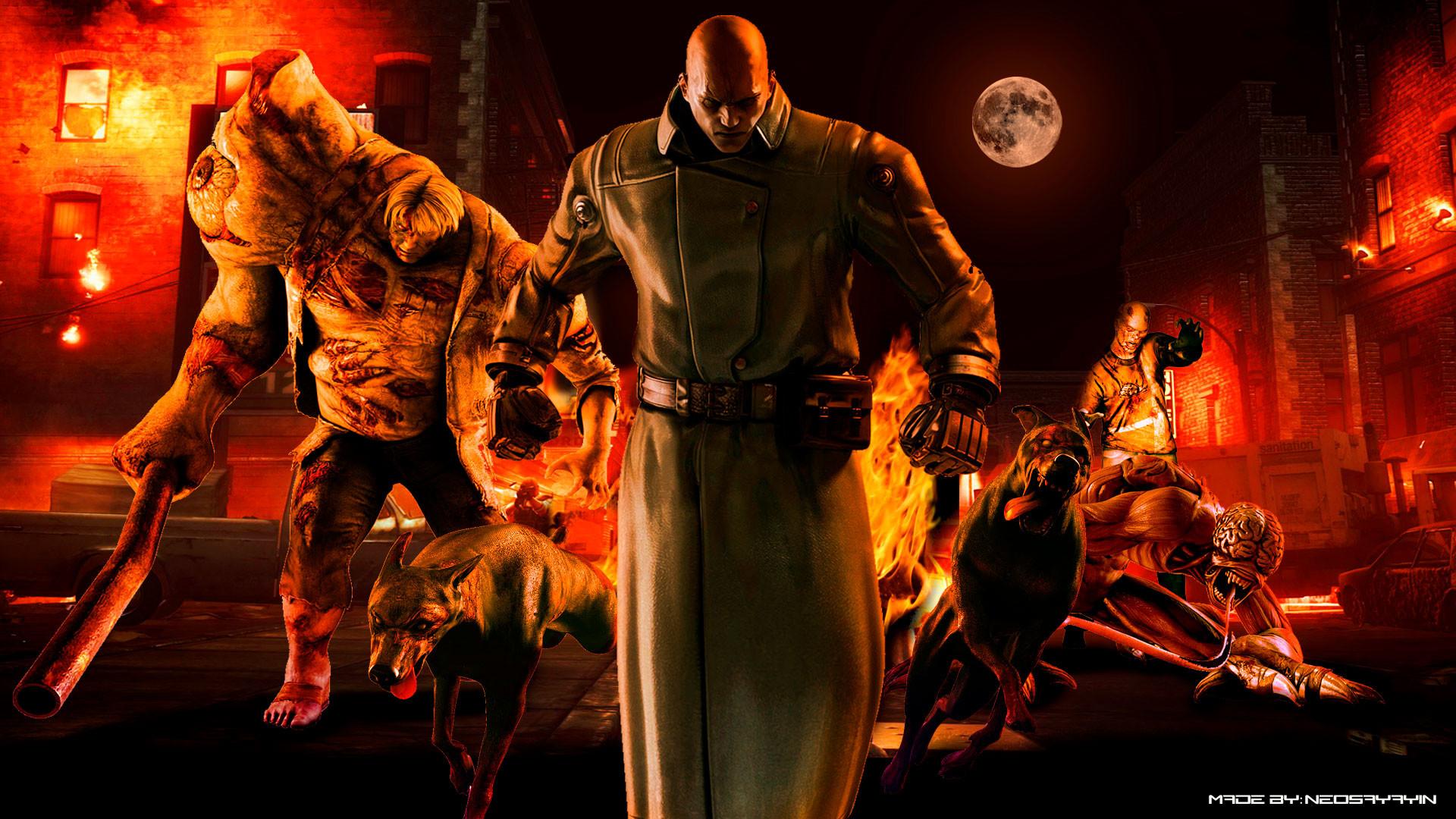 Resident Evil Nemesis Wallpaper 73 images 1920x1080