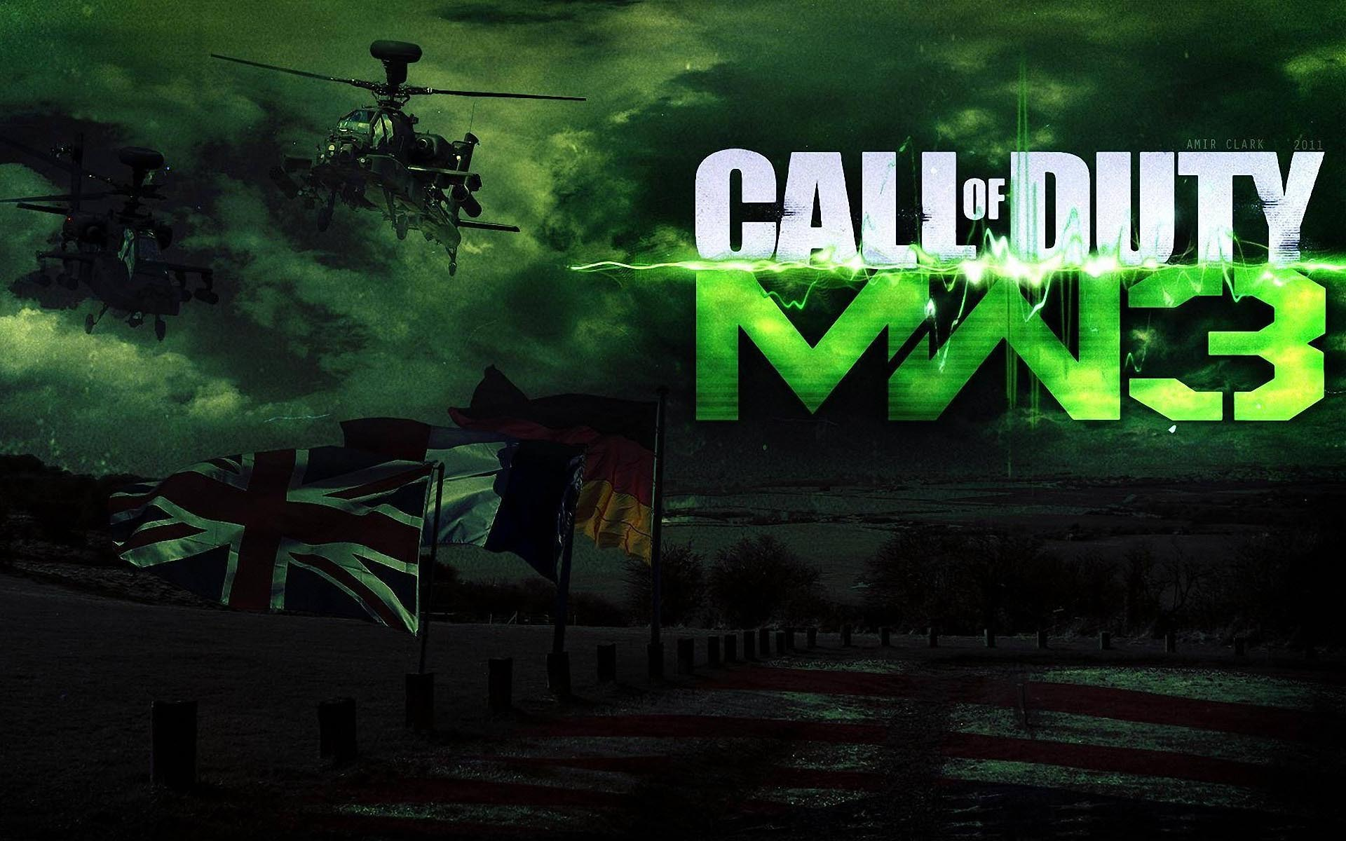 Call Of Duty MW3 CoolCool Wallpapers 1920x1200