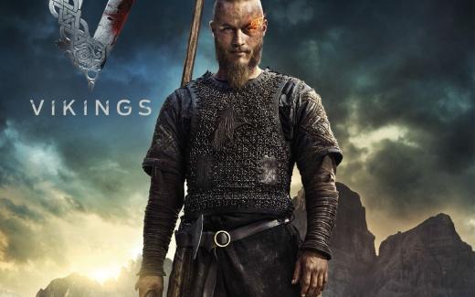 Vikings Tv Show Wallpaper Iphone Vikings season 2 tv series 520x325