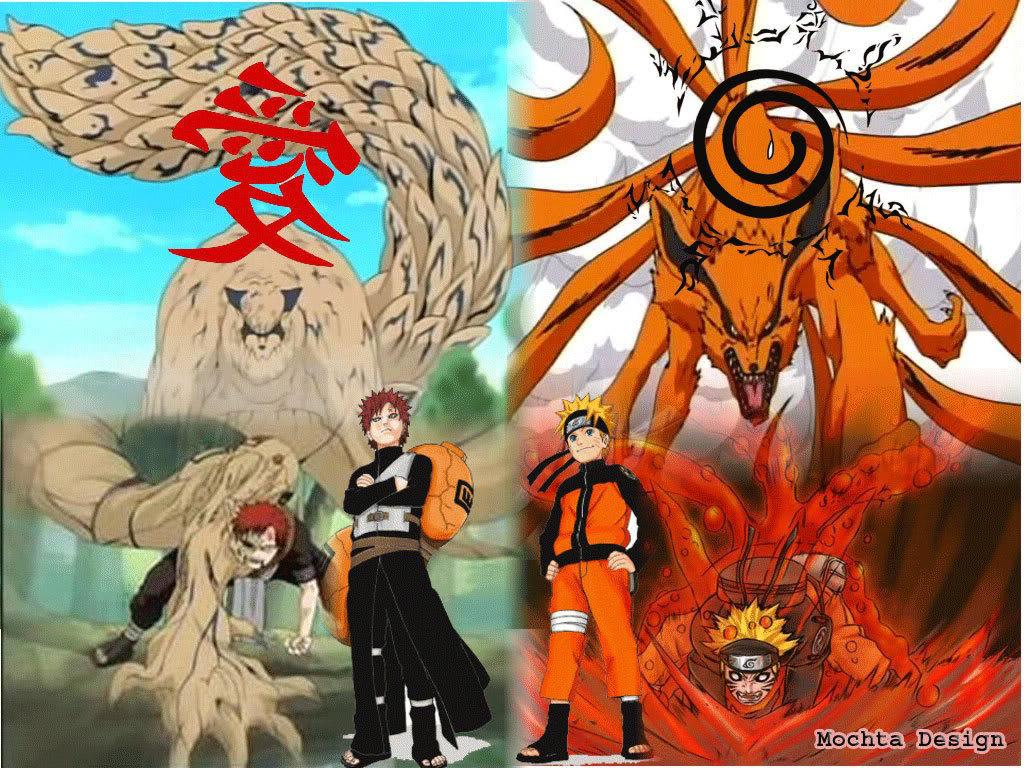 Wallpapers de Naruto Shippuden 1024x768