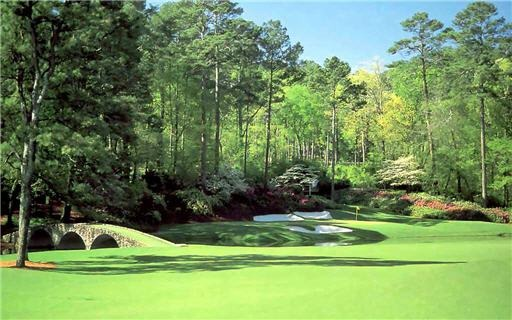Augusta National Golf Course Desktop Wallpaper Collection Sports 512x320