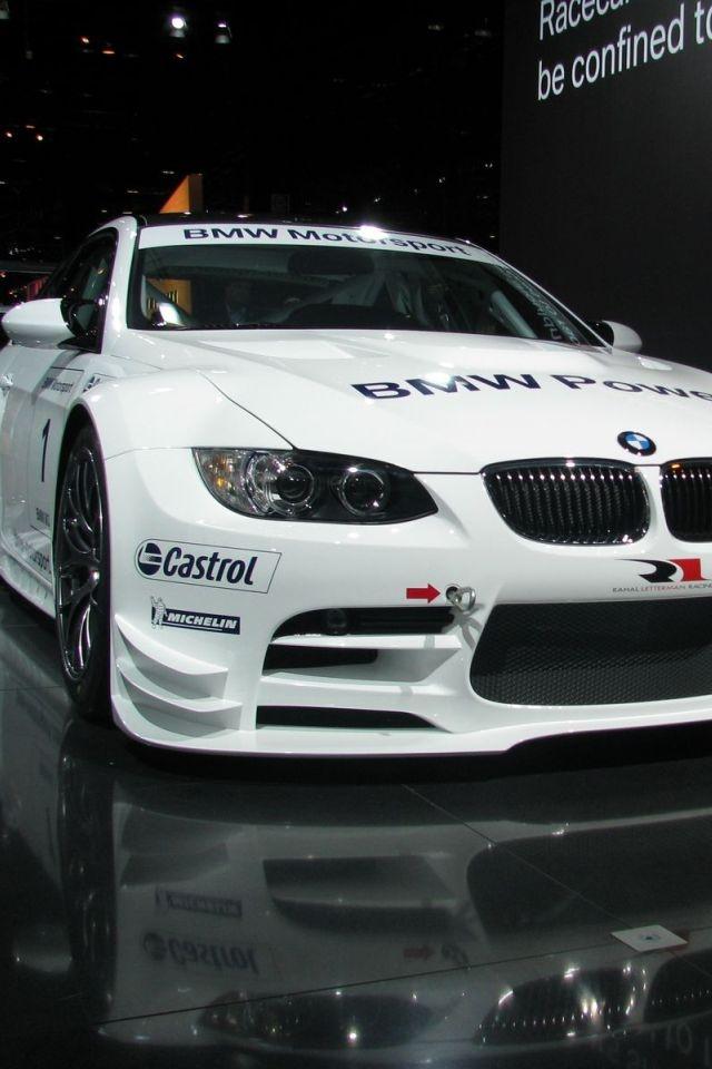 BMW M3 GT2 iPhone 4s Wallpaper Download iPhone Wallpapers iPad 640x960
