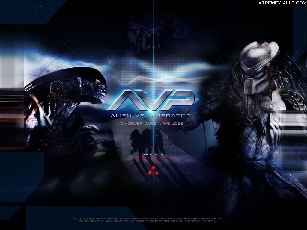 high quality wallpaper This AVP Alien Vs Predator wallpaper 1024x768