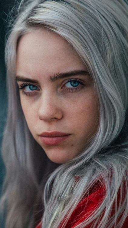 billie eilish wallpapers Tumblr 423x750