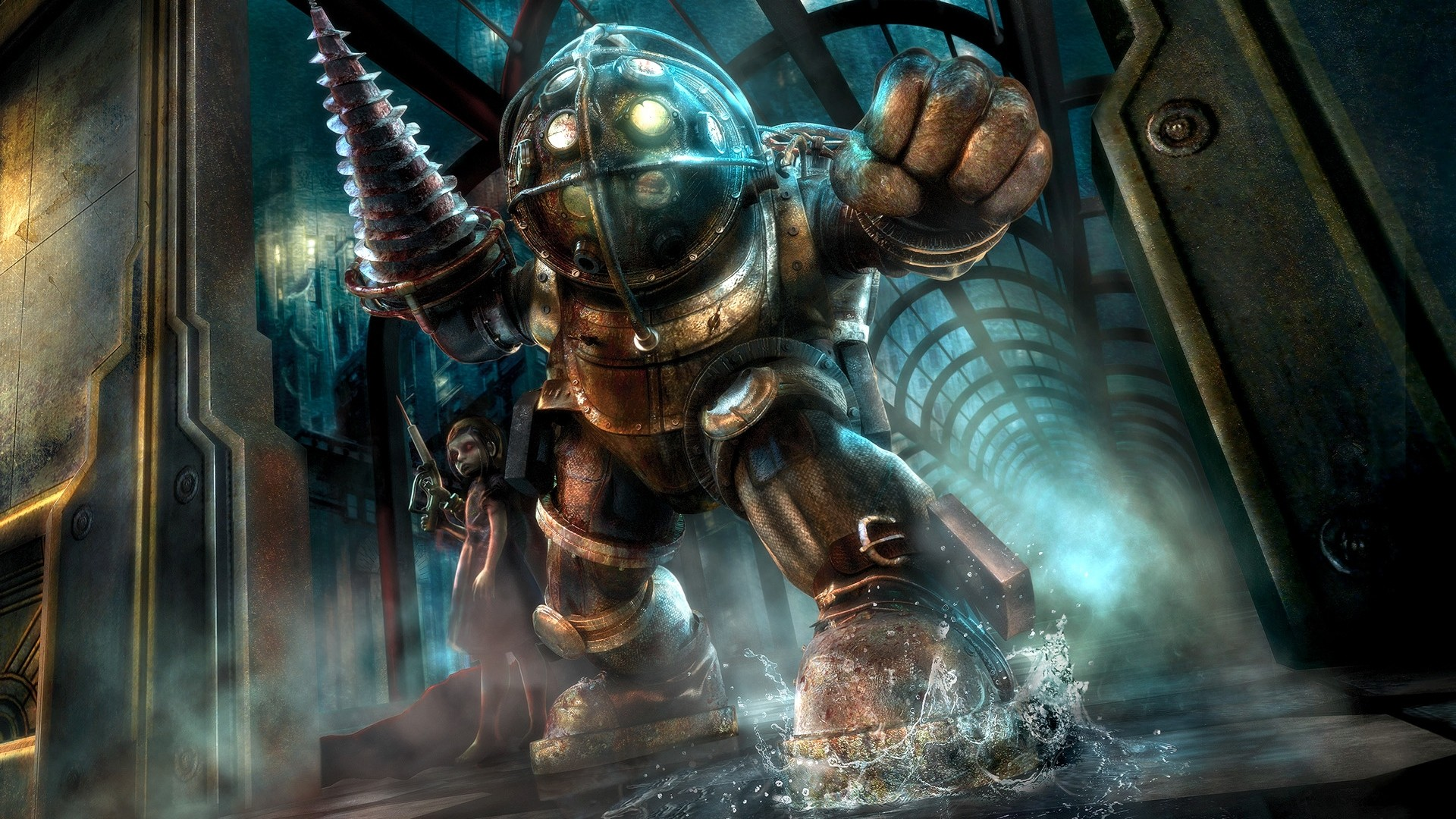 Bioshock Wallpaper 4k 87 images in Collection Page 1 1920x1080
